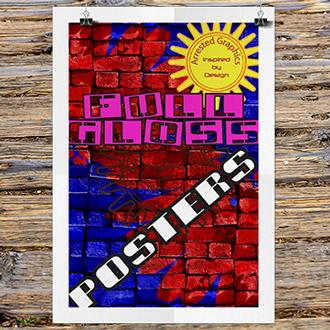 posters glossy buddina sunshine coast