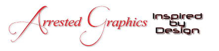 Arrested Graphics Logo